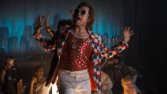 Review Rocketman Kisah Fantastis Sang Musisi Legendaris Elton John Simandoux Line Today