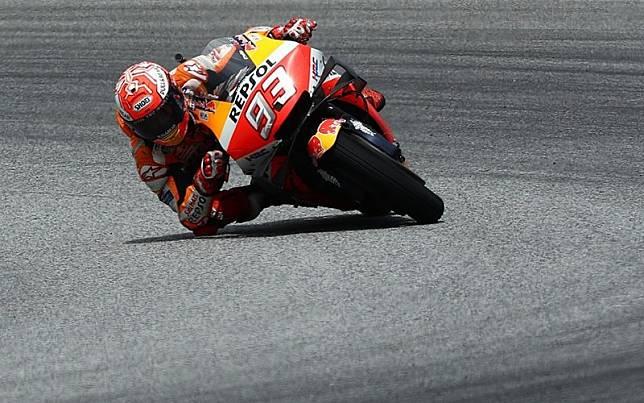 Pebalap MotoGP, Marc Marquez/Autosport