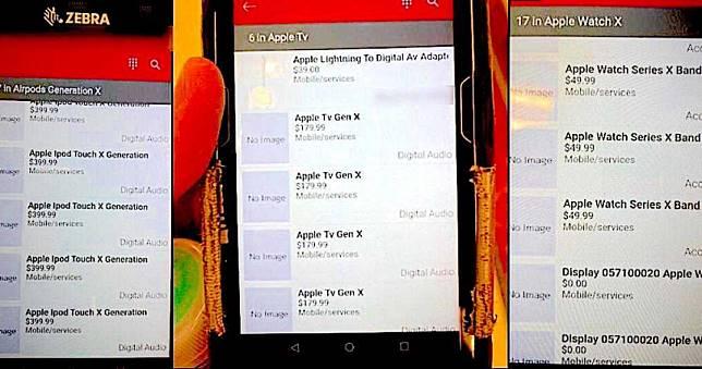 蘋果4新品遭零售商曝光 將可能在春季發表會登場
