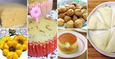 家用電鍋烤出經典蛋糕,十道甜點食譜值得收藏!