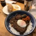 ドライカレー - 実際訪問したユーザーが直接撮影して投稿した歌舞伎町カレーもうやんカレー 新宿東口店の写真のメニュー情報