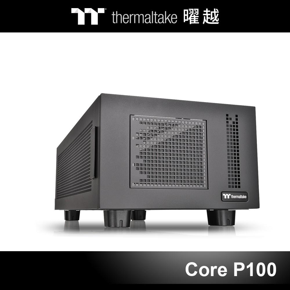 """產品簡介Thermaltake Core P100曜越創立了頂級產品 """"TT Premium"""",以「高級質感、獨特設計、多樣組合及無限創意」為四大核心價值來實現其理念。曜越首創全模組化設計提供玩家從零"""