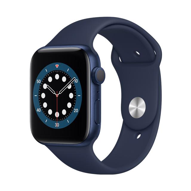 ● GPS ★ 海軍深藍色運動型錶帶• GPS 錶款能讓你在腕上打電話與回訊息• 使用全新的感測器與 app 測量你的血氧濃度• 手腕放下時,隨顯 Retina 顯示器在室外的亮度提升達 2.5 倍•