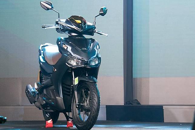 Honda AIr Blade 150 yang hari ini meluncur di Vietnam. Sumber: motosaigon.vn