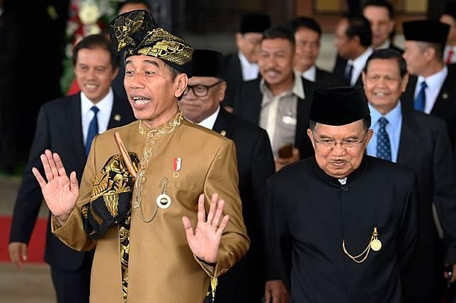 Jokowi bantah ibu kota resmi pindah ke Kalimantan Timur