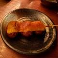 つくねチーズ - 実際訪問したユーザーが直接撮影して投稿した新宿串焼きやきとんに焼酎 路地の写真のメニュー情報