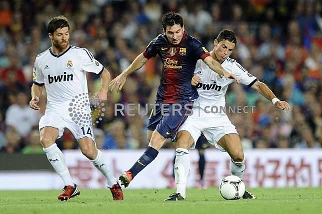 Messi ternyata merindukan Ronaldo di Spanyol
