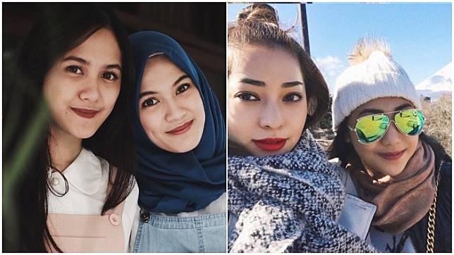 No 4 Ternyata Kembarannya! 5 Wanita Cantik dan Berprestasi Saudara Artis Terkenal