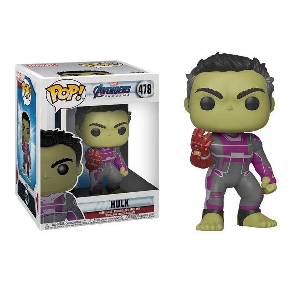 【 Funko 】POP! 復仇者聯盟 終局之戰 6吋 浩克 w/機械手臂╭★ JOYBUS玩具百貨