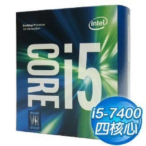 Intel Kaby Lake 架構3.0GHz 時脈速度3.5GHz Turbo 時脈速度6M 快取記憶體14nm 製程 / TDP65W LGA1151 腳位