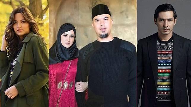 Tak Hanya Ahmad Dhani dan Mulan Jameela, 5 Artis Ini Rela Ganti Nama karena Berbagai Alasan