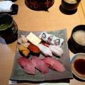 牡丹にぎり - 実際訪問したユーザーが直接撮影して投稿した新宿寿司すし処 鮨丸の写真のメニュー情報