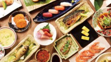 主廚用心菜1/澄江日本料理 烤香魚皮薄肉細