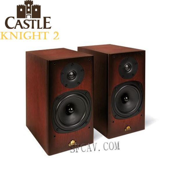 【竹北勝豐群音響】Castle Knight 2 騎士2號 書架喇叭