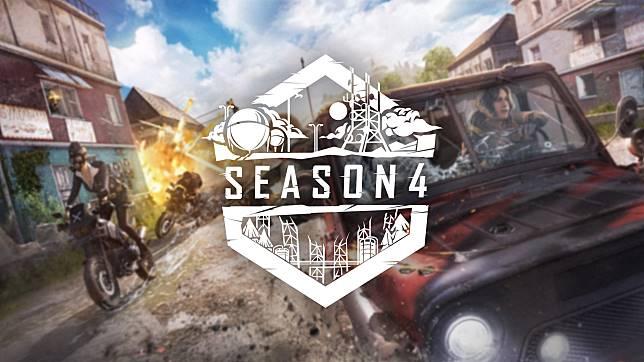 PlayerUnknown's Battleground Siapkan Season 01