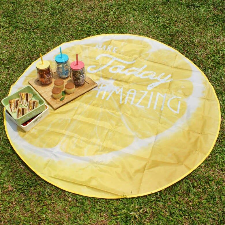 【DESTINO STYLE】日本仿真水果野餐墊 海灘墊 公司貨 防水。人氣店家4U4U的4U 4U、OUTDOOR LIVING 戶外樂遊、PICNIC 野餐趣有最棒的商品。快到日本NO.1的Rak