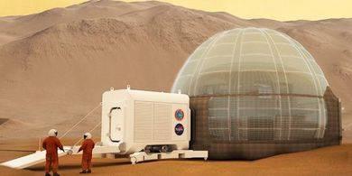 Siapa Orang Pertama yang Akan Mendiami Mars? Ini Jawaban Elon Musk