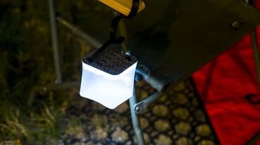 2019 春夏Carhartt WIP X新加坡文創品牌Ztarx 聯手製作的「TYPO LED LANTERN」充氣戶外燈