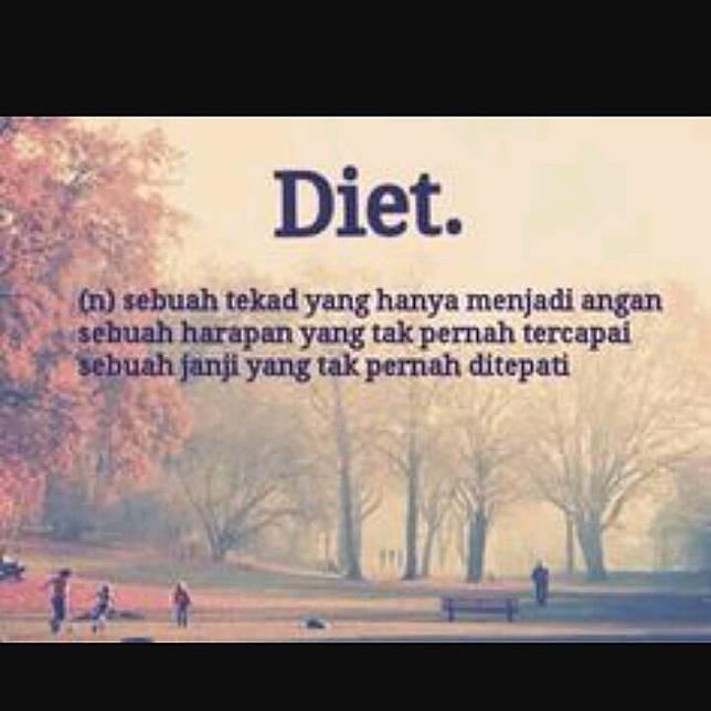 Gambar Kata Motivasi Diet Cikimm Com