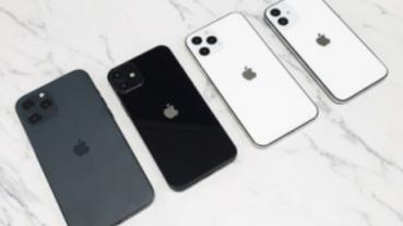 Apple iPhone 12 全系列模型機外型搶鮮看