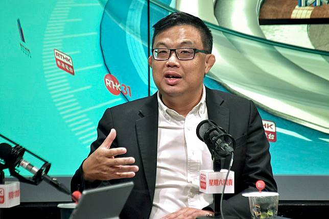 涂謹申指台灣警員與陳同佳會面不涉及執法。資料圖片