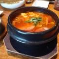 プデチゲ - 実際訪問したユーザーが直接撮影して投稿した新宿韓国料理韓花の写真のメニュー情報