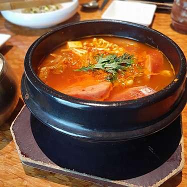 実際訪問したユーザーが直接撮影して投稿した新宿韓国料理韓花の写真