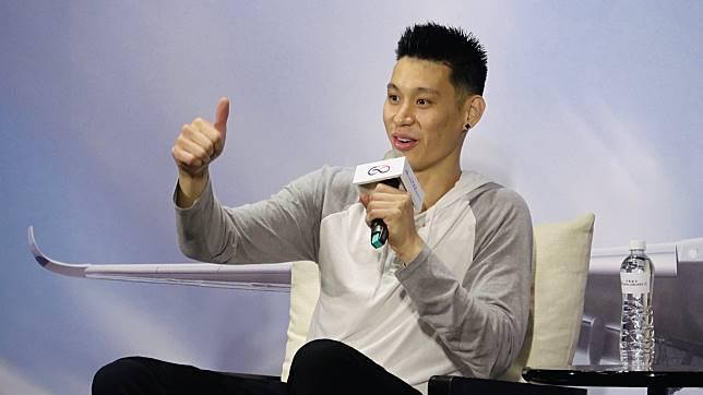 ▲NBA華裔球星林書豪。(圖/陳思誼攝)