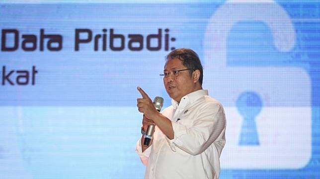 Menteri Komunikasi dan Informatika, Rudiantara. [Antara/Dhemas Reviyanto]