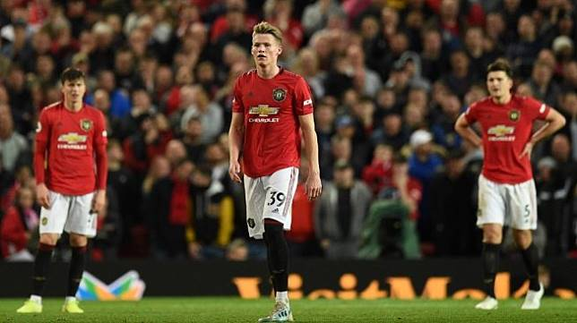 Imbang 1-1 Lawan Liverpool MU Terdampar di Peringkat 13