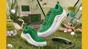 上市速報 / Nike Golf Air Max 97 'Grass' 臺灣販售資訊整理