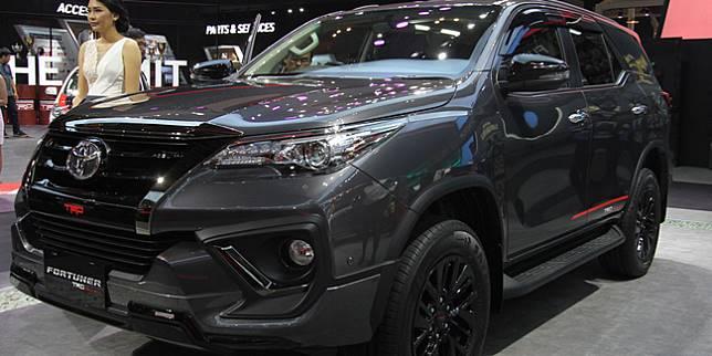 New Toyota Fortuner di GIIAS 2019 (Toyota Indonesia)