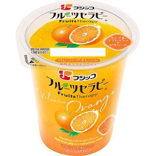〈フジッコ〉フルーツセラピー (バレンシアオレンジ・グレープフルーツ) 150g