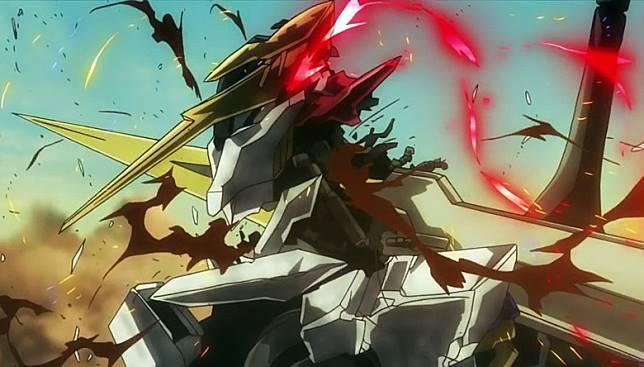 姿態已接近「野獸」的巴巴托斯狼王式,要非最後被「禁忌武器」屈死,恐怕已無敵手能壓制。(互聯網)