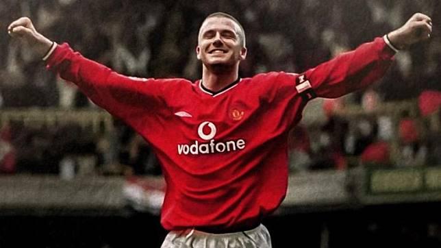 David Beckham Kembali Bela Manchester United pada 26 Mei 2019