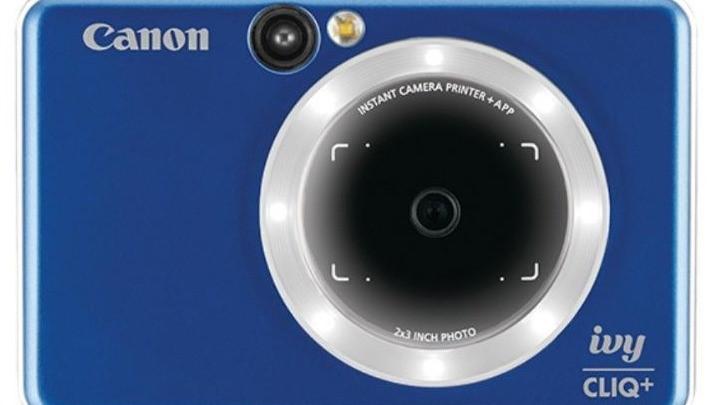 進擊的Canon!Canon首款拍立得IVY CLIQ即將登