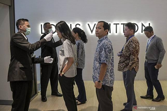 Sebanyak 60 mal di Jakarta siap buka pada 5 Juni