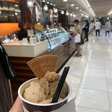 プレミアム マリオジェラテリア 新宿伊勢丹店のundefinedに実際訪問訪問したユーザーunknownさんが新しく投稿した新着口コミの写真
