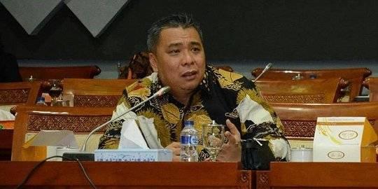 Ketua Fraksi Partai NasDem DPR Ahmad Ali. Istimewa