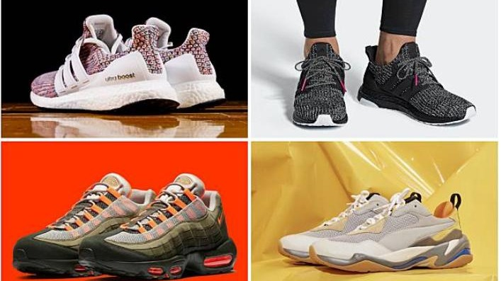 【球鞋控】2019年你最不能錯過的7款男生球鞋蒐藏