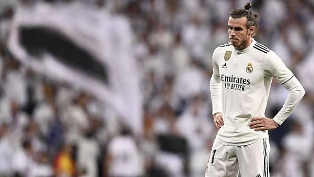 Bintang Real Madrid Gareth Bale