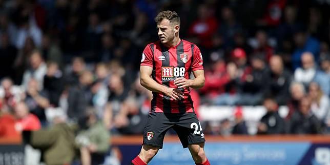Pemain Bournemouth Ryan Fraser. (c) AFC Bournemouth