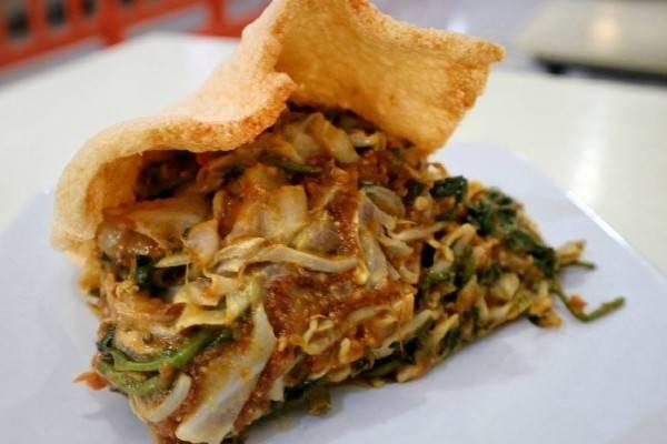 Kuliner Lotek Enak di Bandung