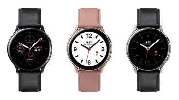 三星發表 Galaxy Watch Active 2:新增數位化錶圈、健康感應器、39 種運動模式一次掌握