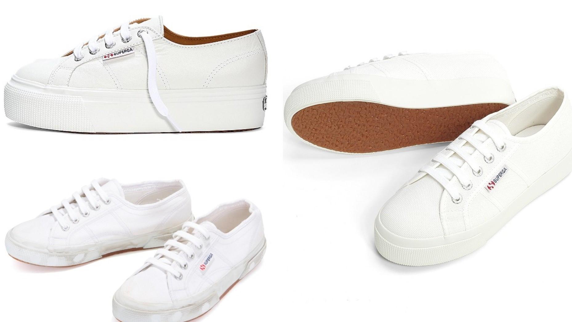 連凱特王妃都愛!義大利超平價 熱搜小白鞋