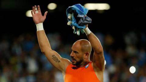 Aston Villa Resmi Datangkan Pepe Reina dari AC Milan