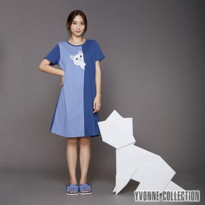 探頭貓咪圖案 萌寵可愛 棉柔材質 親膚舒適 氣質優雅休閒風格