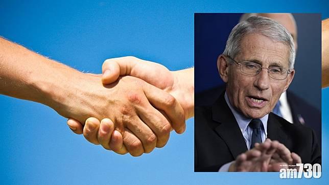 【新冠肺炎】美國再多逾3萬人確診  傳染病專家籲改變握手習慣