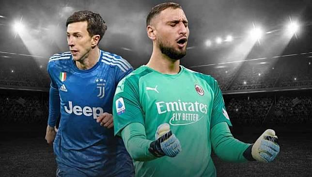 Menimbang Barter Juventus dan AC Milan untuk Donnarumma-Bernardeschi, Siapa Diuntungkan?