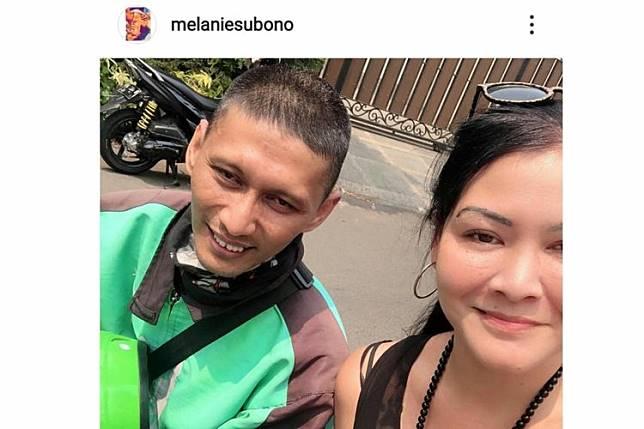 Instagram Melanie Subono